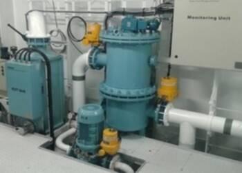 Azcue Pumps & OceanGuard BWMS voor mv Kroonborg