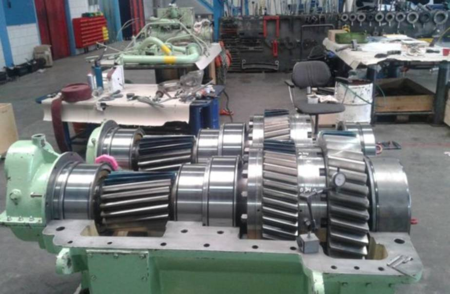 Revisie Hangzhou Advance gearbox Mv Iver Action