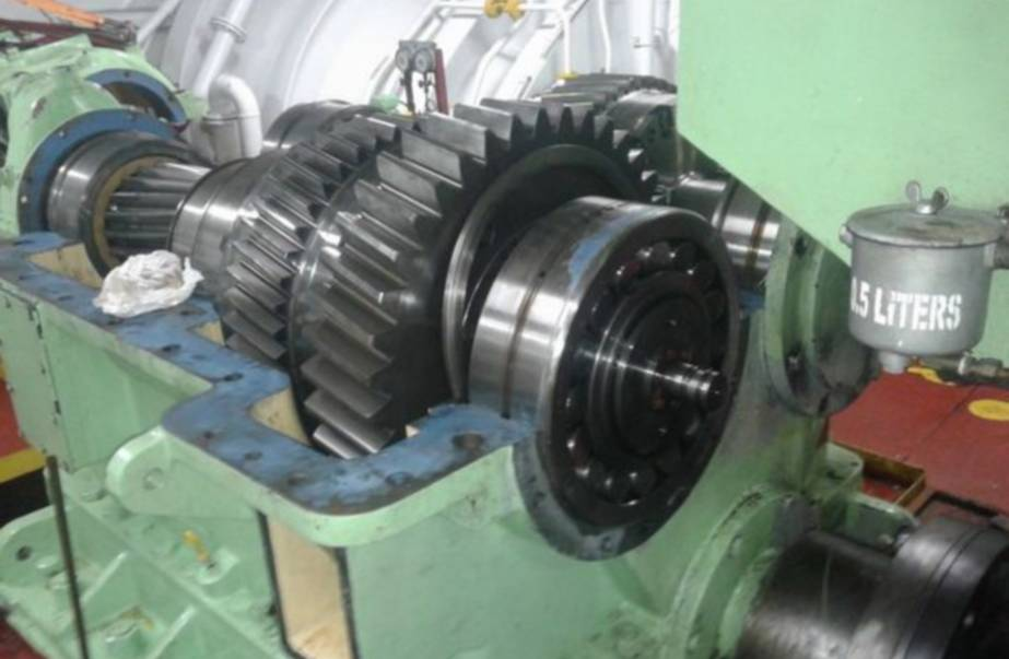Revisie Hangzhou advance gearbox Mv Iver Accord