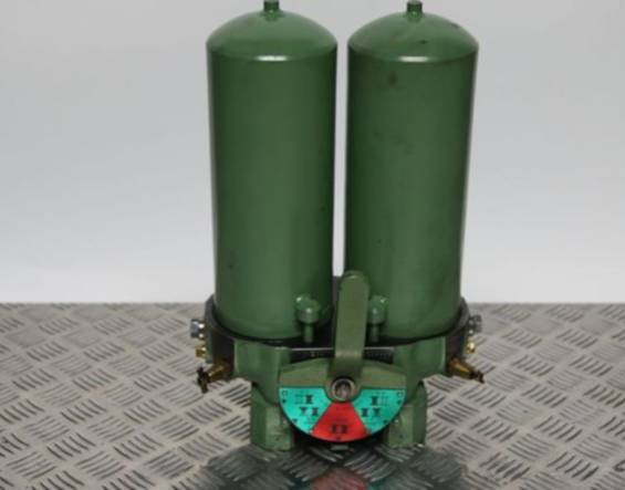 ABC Duplex brandstoffilter
