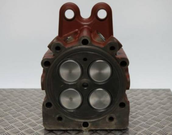 ABC cylinder head