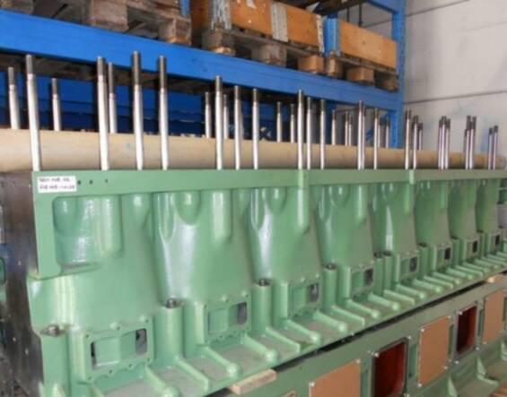 ABC 6 en 8 cilinderblok